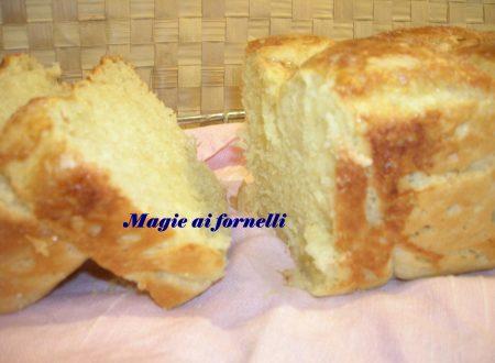 Pan brioche veloce