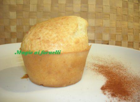 Muffin di parmigiano