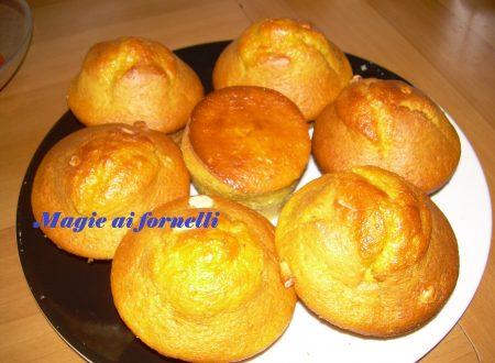 Dolcini alle carote (muffin)