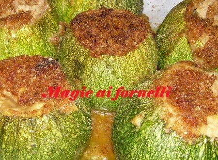 Zucchine ripiene (ricetta light )