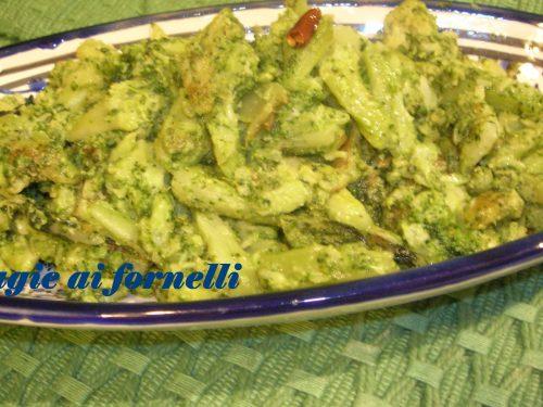 Broccoli baresi al peperocino