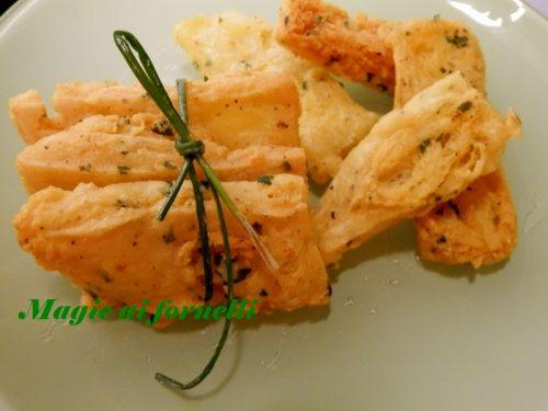 Le panelle (frittelle di ceci siciliane )