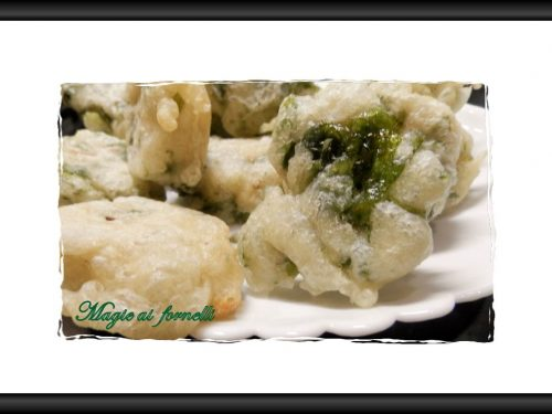 Zeppoline di alghe