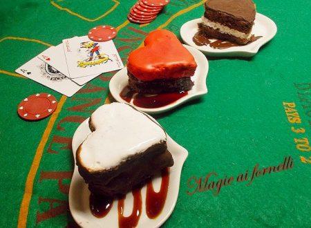 Tris di cuori dolci – senza glutine