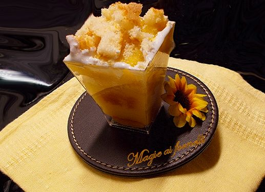 bicchierino mimosa