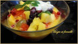 zuppetta di frutta al moscato