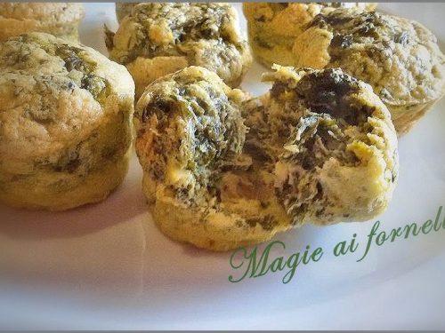 Muffins ai friarielli