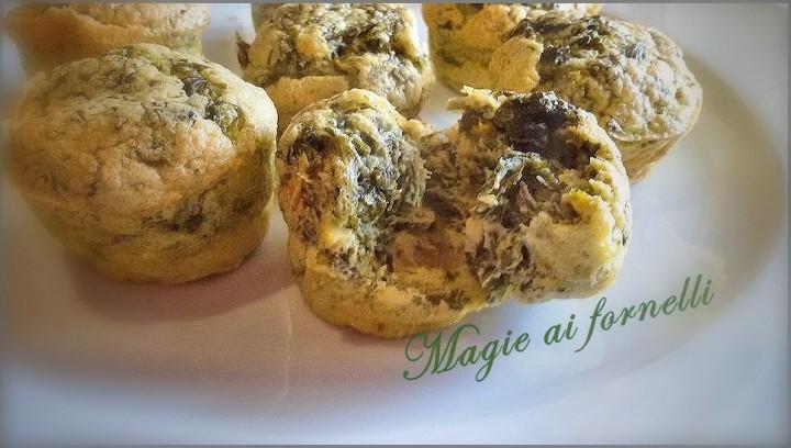 muffin ai friarielli