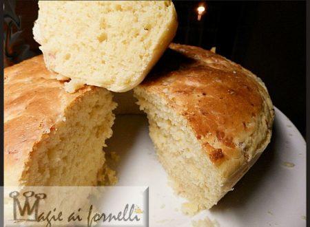 Torta rustica al formaggio