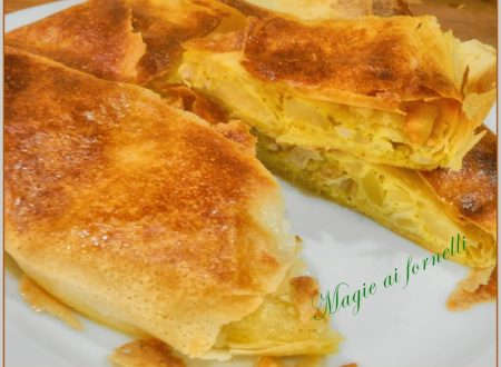 Tajine Malsouka (ricetta originale)