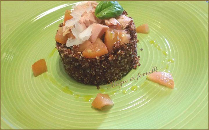 quinoa insalata