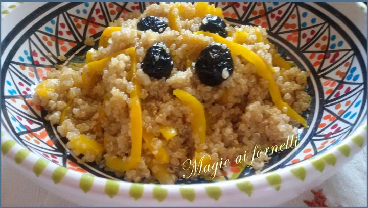cous cous di quinoa