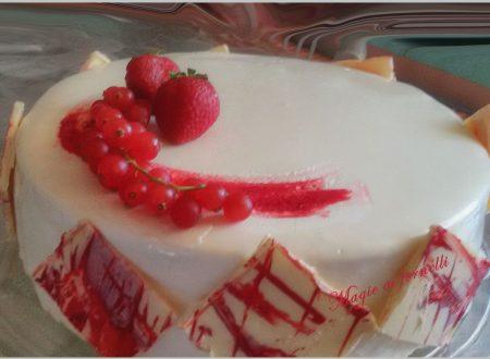 Semifreddo Torta Perla Rubino
