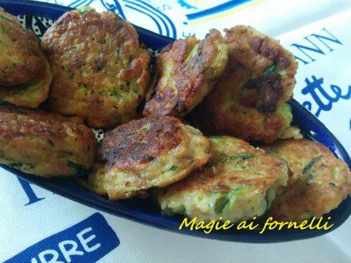 Frittelle greche di zucchine ricetta originale