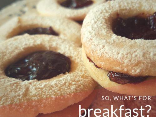 Biscotti Occhi di bue